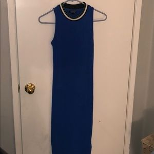Long maxi dress by Topshop size  4 # A54